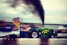 Truck and tractor pulls / by Scott Seim