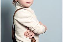 little boy pose