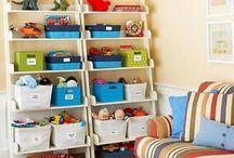 Dicas de organização / Veja como organizar vários itens dentro da sua casa!