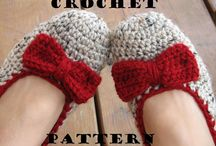 zapatillas a crochet ideas