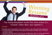 Winning Resume / Writing a Resume