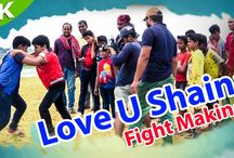 Love You Shaina || Odia Movie || Fight Making || HD Videos