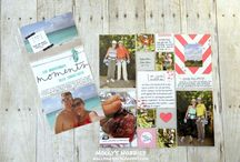 Stampin' Up! scrapbooking / Documenting life through Project Life and Memories & More pages using Stampin' Up! products