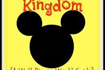 Disney / by Todd C.