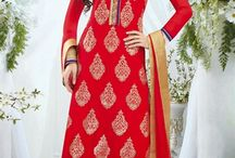 Ready Made Wedding Salwar Kameez
