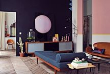 The trendy flat / For my new flat i would like...