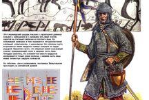 Knights and warriors, X - XVc