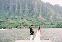 Hawaii Weddings + Engagements