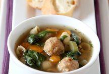 Soup / by Kathy Gilberti-Cortese