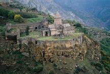 Armenia (I) / Armenia, the Republic of Armenia, Հայաստան, Hayastan, Հայաստանի Հանրապետություն, Hayastani Hanrapetut'yun / by Per Frykner