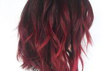 Frisuren / Farben
