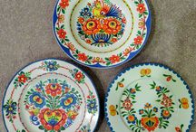 folk keramika