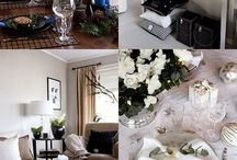 stół -dekoracje