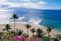 Maui On MY Mind / Where I 0nce lived / by Sharon Stone Ridgard