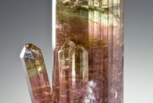 Fantastic Gemstones & Geodes! / What beautiful gems are made from... / by Stephanie Owens
