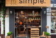 restaurant design / by Codi Tucker