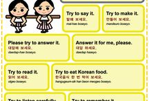 Teaching and learning Korean