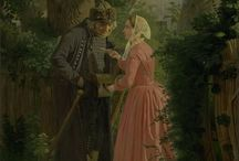 Paintings of the Past / Paintings, portraits and prints, especially from the 19th century