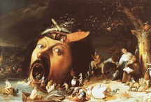 Bosch / Paintings by Heironymus Bosch.