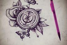 tatuaże :*