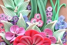 flores / by adriana carvalho