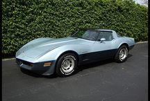 Corvette / Corvettes are neat looking