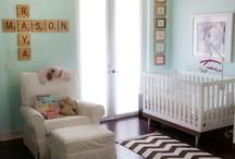 Home: Baby Room / by Matt Vekasy
