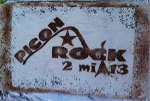 Picón Rock 2013 / Festival musical y cultural en Jérez del Marquesado (Granada). Éste año se ha celebrado los días 14 y 15 de agosto. Además de rock, blues... se han desarrollado actividades lúdico-educativas para l@s más pequeñ@s.