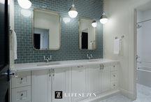 Bathrooms / Bathroom design and decor