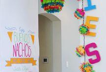 decoración / transformar el lugar para una mágica celebración
