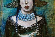 Pintura 2. / by Estamparcheros Arte y Diseño