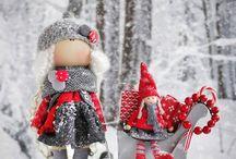 Красивые куклы / Куклы своими руками