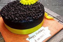 Cakes for special occassions / http://www.facebook.com/tangerineskitchen