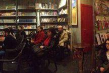 Ex Libris cafè / Libreria-caffè e contorni