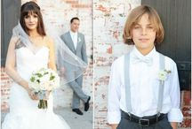 Ring Bearers / by Aisle Perfect - Wedding Blog