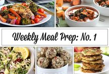 Whole30 Meal Prep Plans
