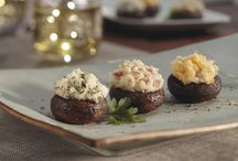 Appetizers / Mashed potatoes don't have to be saved for the main course. Trot them out as an appetizer and get the party started!