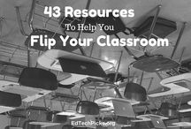 Flipped Classroom / EdTech Resources for the Flipped Classroom and Blended Learning
