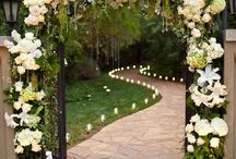 Wedding Decorations / Wedding decoration ideas