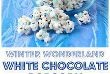 Angela's Winter Wonderland Party!