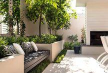 ogrodowa architektura