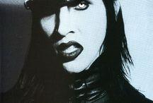 Marilyn Manson OMG :3