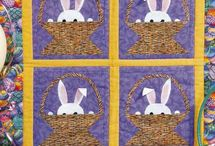 Easter Quilts and Things / All kinds of things to make for Easter