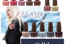 OPI ICELAND 2017 Fall/Winter