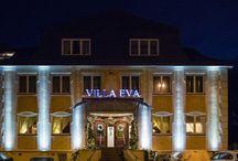 Noclegi Gdańsk - Villa Eva / Villa Eva to klimatyczny hotel w secesyjnym stylu. Położony jest jednej z dzielnic Gdańska - Wrzeszczu.