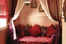 my lounge / north african, morrocan, arabian,middle eastern decor