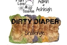 Dirty Diaper Challenge / Join us for the first Dirty Diaper Challenge hosted by your Admins at Fluff Love & CD science! We will be updating progress and happenings here!!