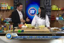 Segments on Breakfast Television Montreal