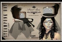 Pixel Box Design / Second Life Accessories Fashion  MARKETPLACE: https://goo.gl/t9xuLp  EMPORIUM: http://goo.gl/Yiyi5f