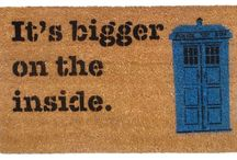 Doctor Who ~ Home
